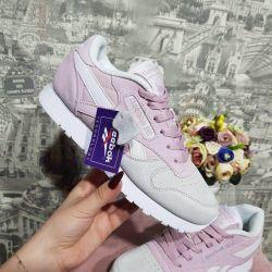 Ανδρικά πάνινα παπούτσια Reebok naturalki νέα!
