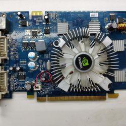 Nvidia GT 8600 2 * dvi video card