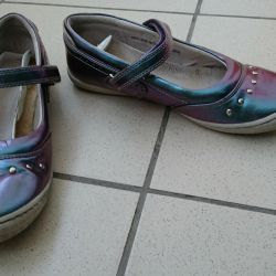 Shoes Antelope p 36.5-37.