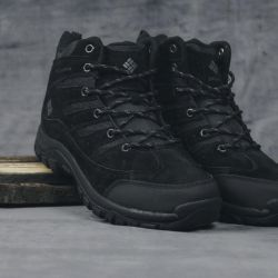 Boots Columbia black / winter