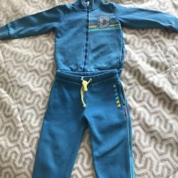 Sports suit for boy