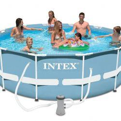 Πισίνα πλαισίου intex unixx