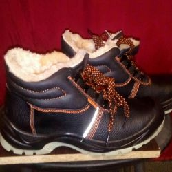 Boots with fur all sizes