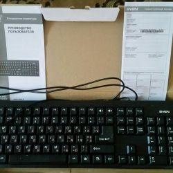 Pc üzerinde klavye