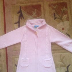 Knitted dress size 92