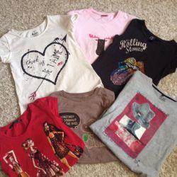 T-shirts, Turkish quality. Sale.