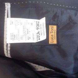 Men's jacket, new