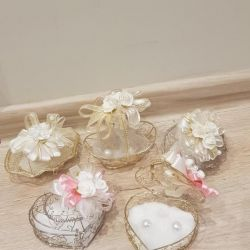 Wedding Jewelry Boxes