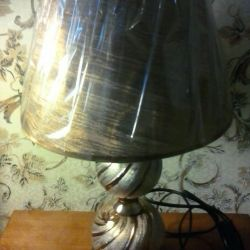 Лампа настольная новая