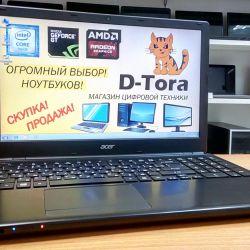Acer E1-572G Laptop Ισχυρό παιχνίδι με Radeon 2Gb