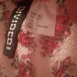 Bir elbise yaz H & M satacağım