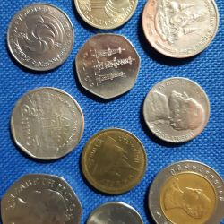 Монеты нумизматика....