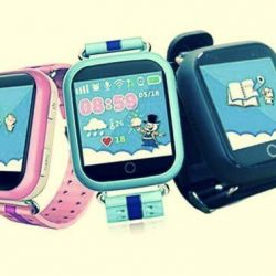 Children's smart watch Q100