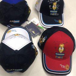 Καπέλο μπέιζμπολ La Martina 3 Αργεντινή Δημοκρατία