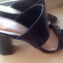Sandals 38 size.