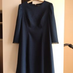Elegant Dress new blue river 46-48