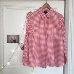 Рубашка в клетку B.C.