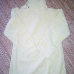 Ζεστή μπλούζα για 3-5 χρόνια