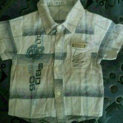 Рубашка1-2 г