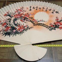 Τοίχου 96x155cm ανεμιστήρα Feng Shui εσωτερικό