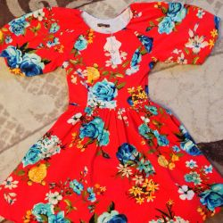 Dress the new size 42