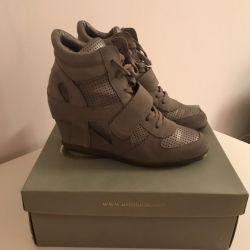 Spor ayakkabısı, kül çizme