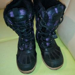 Winter boots on the girl f. SUPERFIT 32 rr