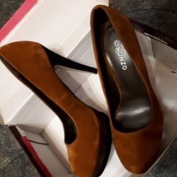 Shoes 38 size. New.