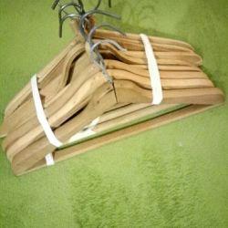 Вешалки- плечики деревянные СССР