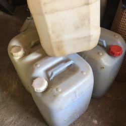 Canistere de 20-30 litri
