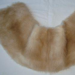 Collar Mink Sand New