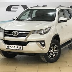 Toyota Fortuner, 2018