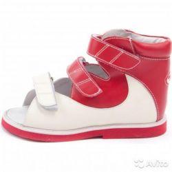 Noi sandale anti-rupt pentru kosolapik Sursils-