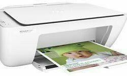 Yeni renkli yazıcı / fotokopi makinesi / tarayıcı