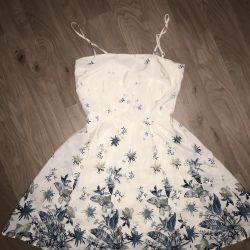 Dress new summer cotton