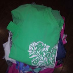 A package of women's summer things 46 sizes.