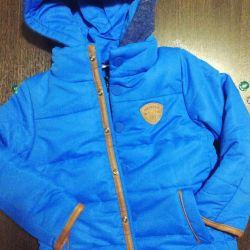 New cool jacket 110 cm demi-season