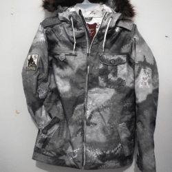 Snowboard jacket TWC Captain Tripps Jacket ambush