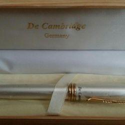 Шариковая ручка De Cambriridge ( Germany)
