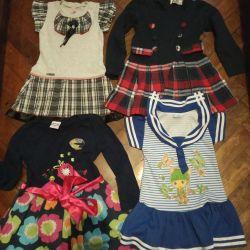 2.5-3 yıl elbiseler