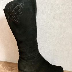 Super Winter Suede Boots 39rr