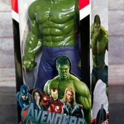 New Toy Hulk