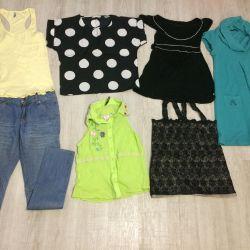 Yeni ve ikinci el giysi paketi 42-44