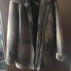 Winter Sheepskin quality leather substitute