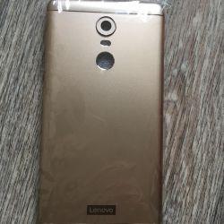 Lenovo K6 notundaki arka panel