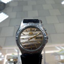 Wrist watches orient
