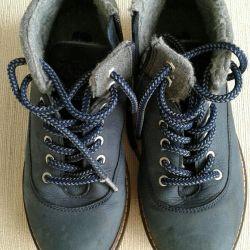 Μπότες μέγεθος αγόρι 36