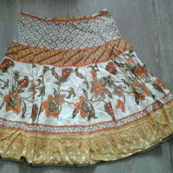 Indian style skirt