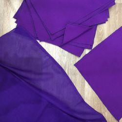 Два отреза ткани и салфетки