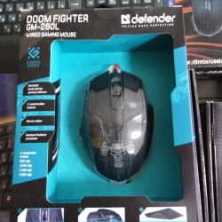 New DEFENDER Gaming Mouse